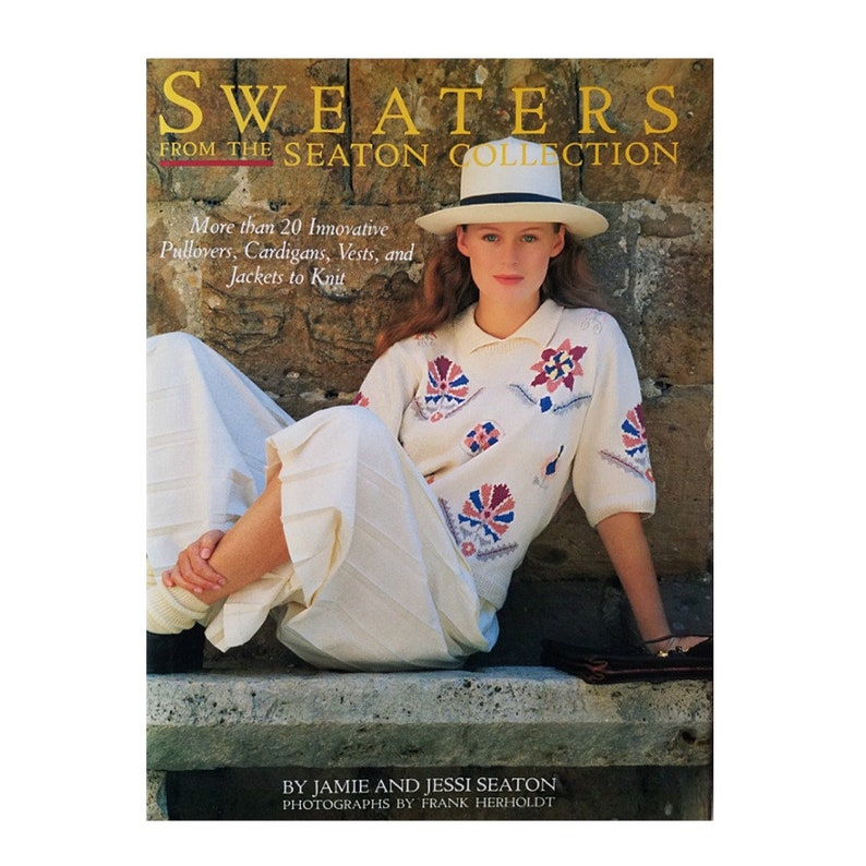 72c950f23c9275 Knitting Books Sweaters From The Seaton Collection Knitting