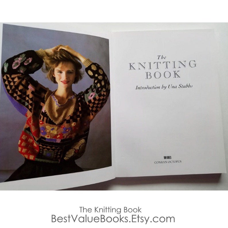 dec348178f571 Knitting Books The Knitting Book Knitting Patterns 37 Designs