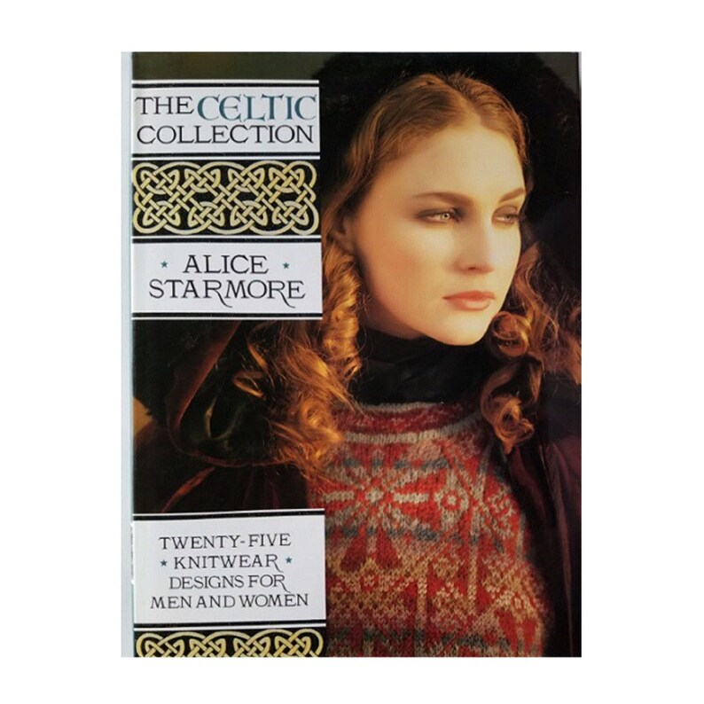 88eed49c2c4ca Knitting Books The Celtic Collection by Alice Starmore