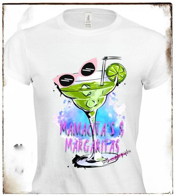 Mamacita's & Margaritas soft tee