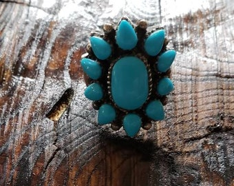 Sterling Turquoise Ring!