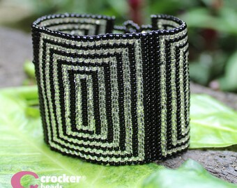 Mayan Dark Night Bracelet