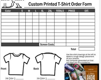 1e2837c9 Custom Vinyl or Sublimation Tshirts