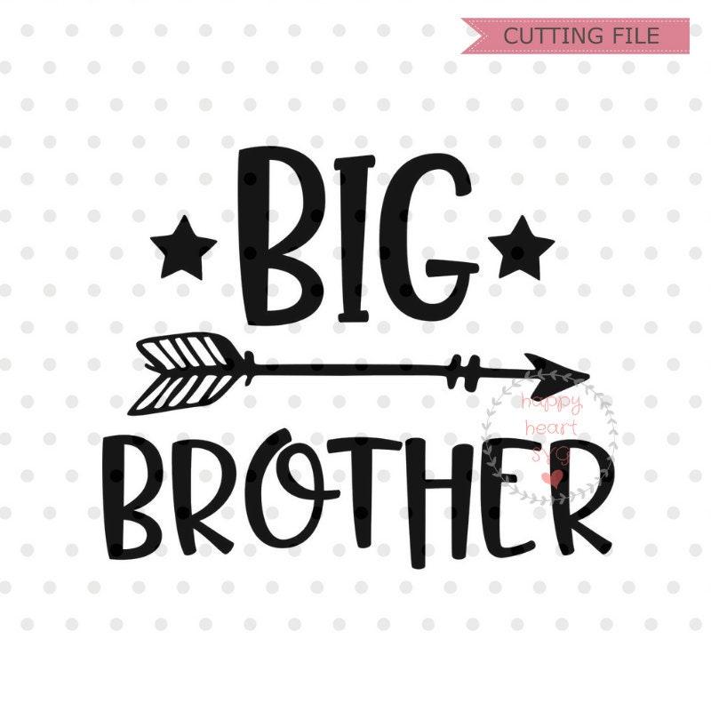 Download Big Brother SVG Big Bro SVG dxf and png instant download ...