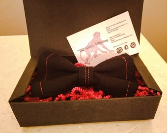 Texan bow tie
