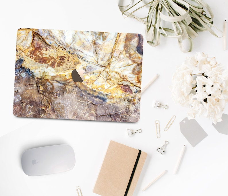 save off ef0ef 739c8 Gold Marble MacBook Case 2018 Mac Pro 13 Touch Bar Case MacBook Air 11  Macbook 12 inch Case Macbook Pro Retina Case Abstract Marble Cover