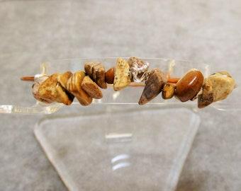 Picture Jasper Copper Bracelet TGW 23.60ct