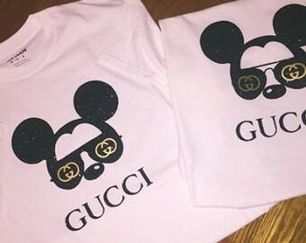 c71437be87298 Gucci Disney Mickey T-shirt - Designer t-shirts