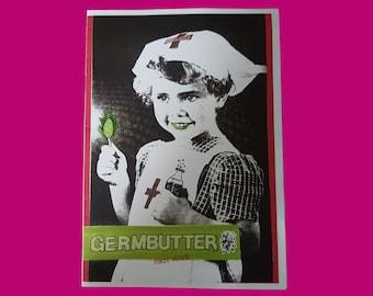 Germbutter - by Caren Florance