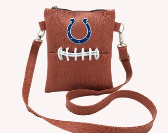 Indianapolis Colts cross body purse