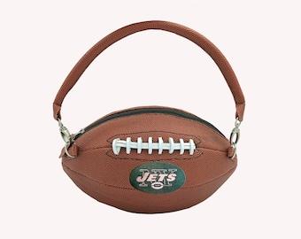 New York Jets Football Purse