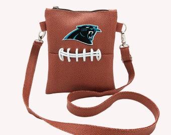 Carolina Panthers cross body purse