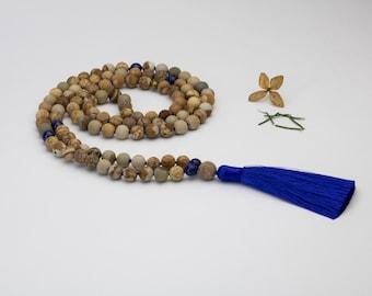 MALA - The Ambitious Jaspe - Lapis Lazuli