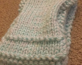 Baby Blues Scarf