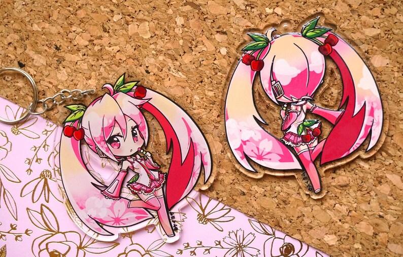 Vocaloid - Sakura Miku 3