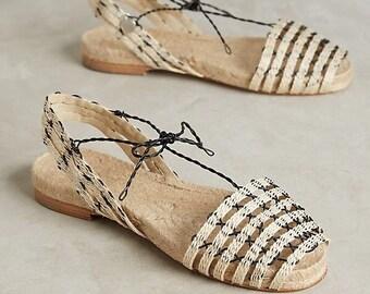8a97a1c56f5a ESPADRILLES  sandals  summer shoes  alpargatas  woven sandals handmade  sandals
