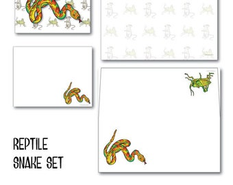 Snake Complete Set (Reptile)
