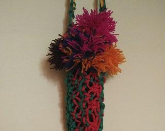 Macrame Hanging Flowerpot