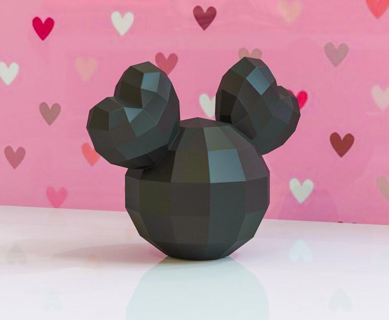 Disney Valentine Mickey Valentine Mickey Heart Mickey Etsy