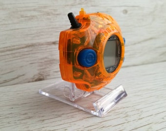 Digimon digivice display stand- adventure, 02, tamers and frontier