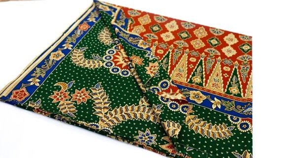Cardigan Batik Motif Songket