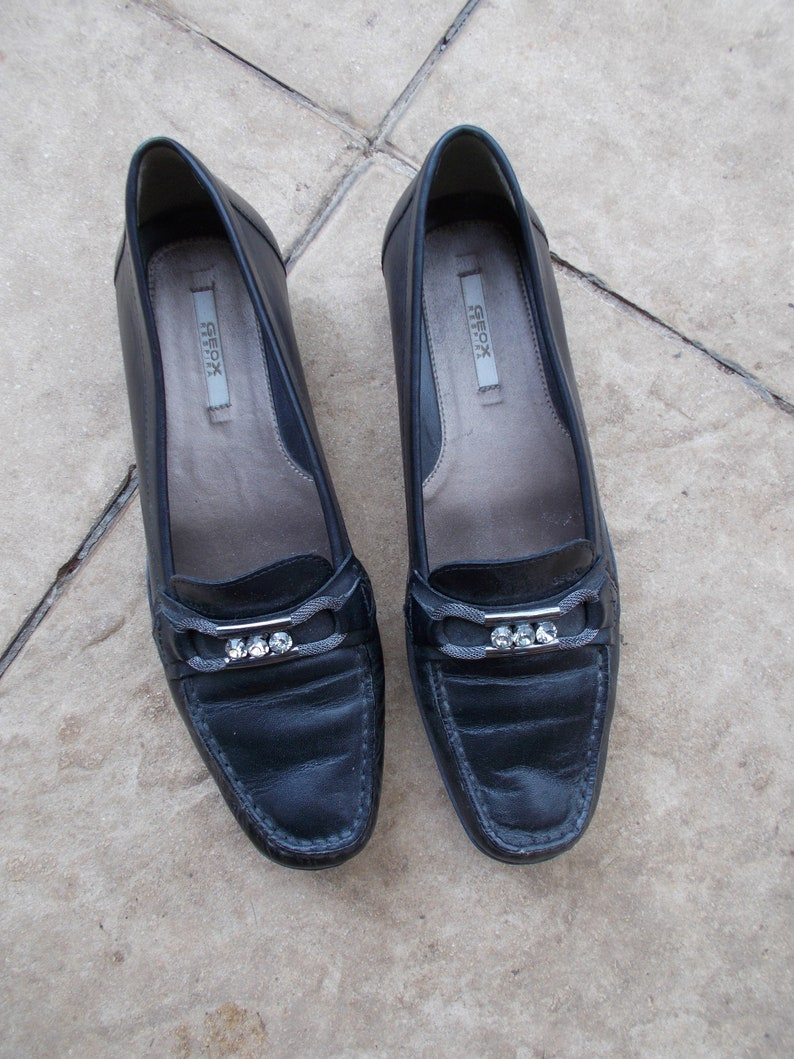 Geox Vintage Loafers Size 37.5
