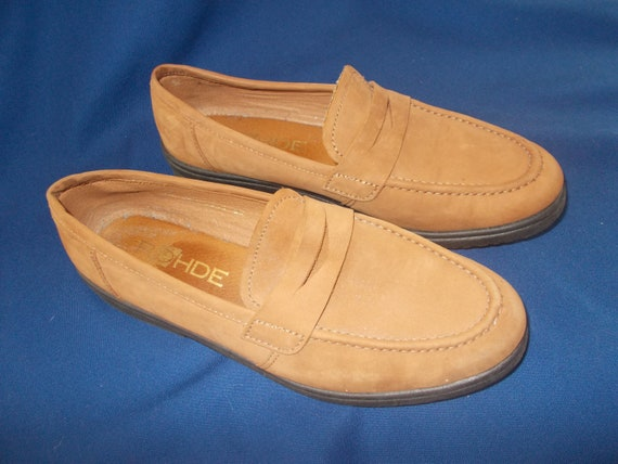 Vintage Rohde loafers size 5.5-38.5