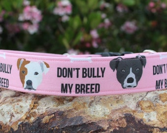 cd6b7bb85e57 The Roo Dog Collar (Martingale or Buckle)
