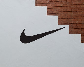 new product 1a7e8 f43bf Nike sticker Etsy