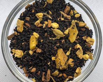 Mango Chai Loose Leaf Tea 2oz