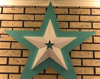 Rustic Star Set