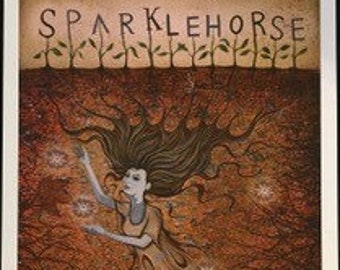 Sparklehorse Concert Poster from Hollywood CA