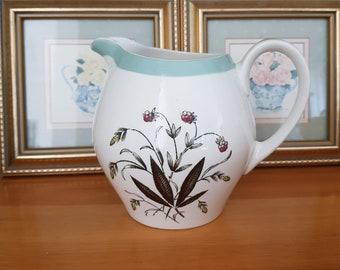 Alfred Meakin Hedgerow pattern jug