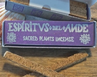 Espiritus Del Ande Incense Palo Santo, Wiracoa & Pine