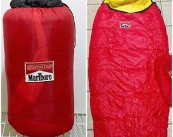Marlboro sleeping bag