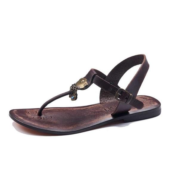 07a4ba82b46c8 Flip Flops Womens Sandals, Handmade Leather Sandals, Bodrum Sandals, Cheap  Sandals, Comfortable Sandals, Strappy Sandals