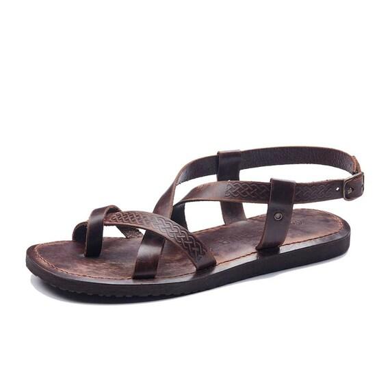 a3345bd46 Handmade Leather Bodrum Sandals Men High Quality Sandals
