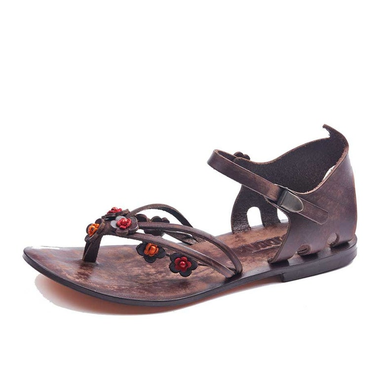 19daf98a6233 Womens Sandals Womens Leather Sandals Handmade Leather