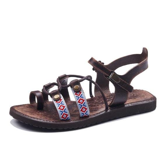5330fe134 Womens Comfortable Handmade Style Sandals Sandals Leather Sandals Bodrum  Sandals Leather Sandals Sandals Womens Cheap Sandals ...