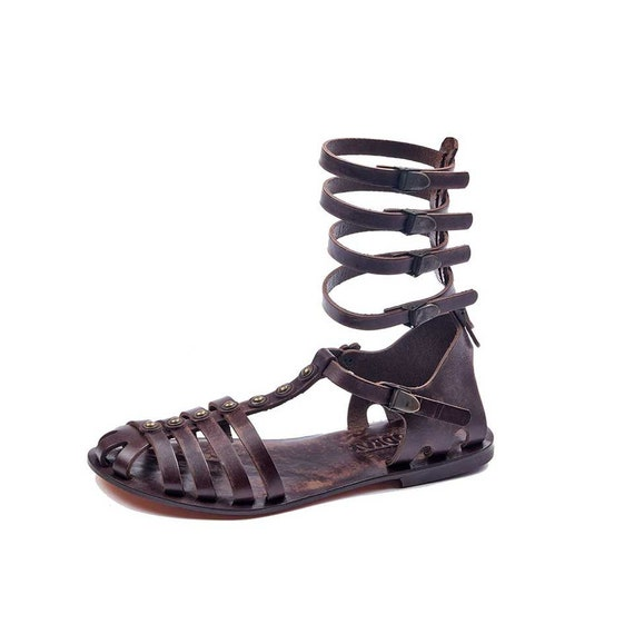 fd948b6ff01ba3 Handmade Leather Gladiator Sandals 600