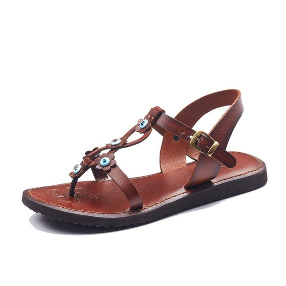 1c443b8452900a Womens Sandals Womens Leather Sandals Handmade Leather