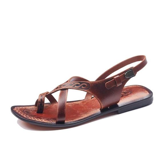 Leather Womens Womens Sandals Handmade Sandals Bodrum Sandals Sandals Comfortable Leather Leather Tan Sandals Sandals Sandals Tan HHFpw
