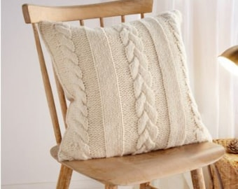 """Cushion cover """"cable stitch"""" FF610011"""