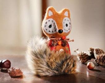 "Decoration Figure ""Fox"" FF770149"