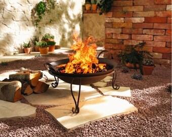 """Fire bowl """"Antique"""" 2-pcs. 229857"""