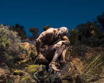 Restore - 18x24 limited edition nude fine art photograph