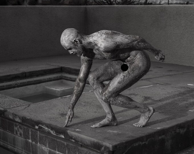 Enter - 18x24 Trevor Wayne nude fine art photograph
