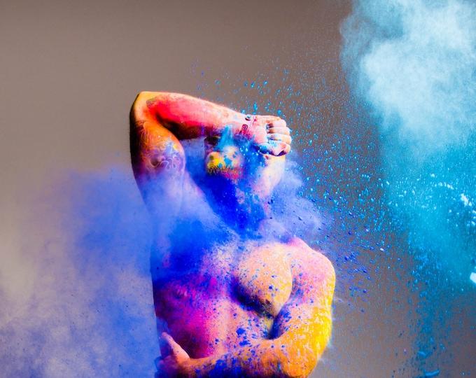 Alex Minksy Photograph - Powder No. 137