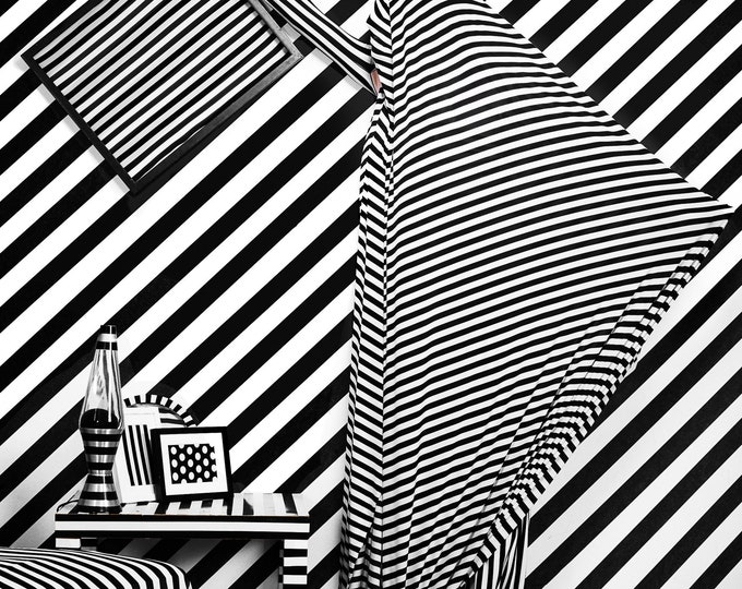 A Striped World no. 983 - Limited Edition of 10