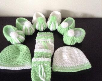 0 @ 3 months baby gift set